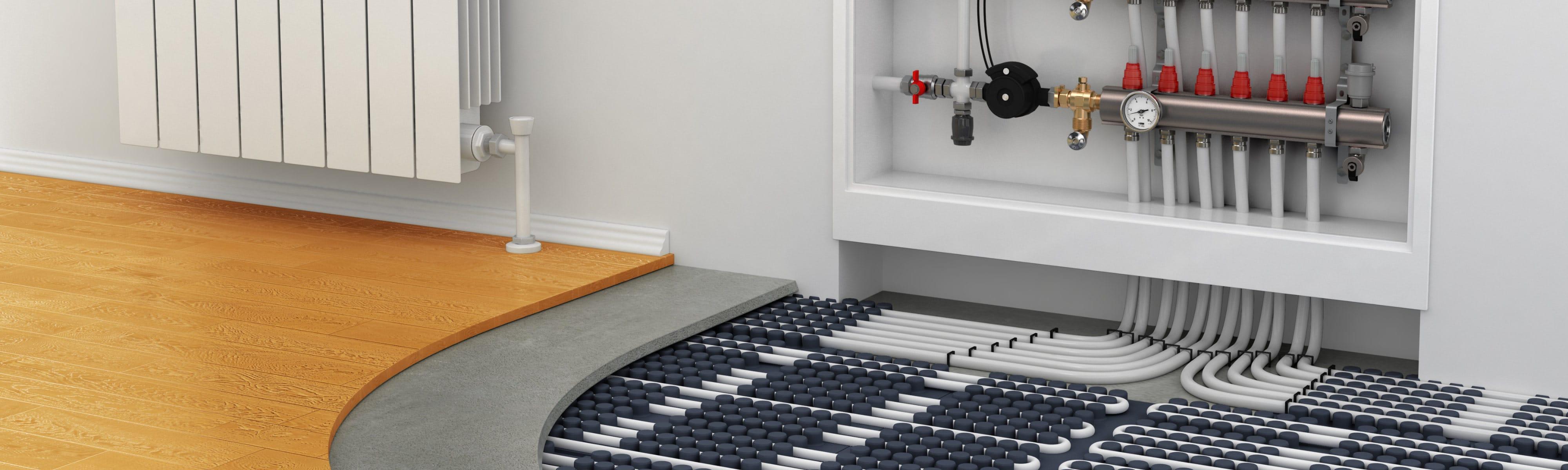 Esi Heating Radiant Floors Service